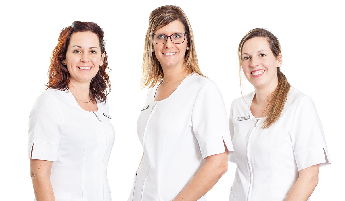 Assistantes dentaire