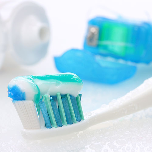 L'importance de brosser ses dents