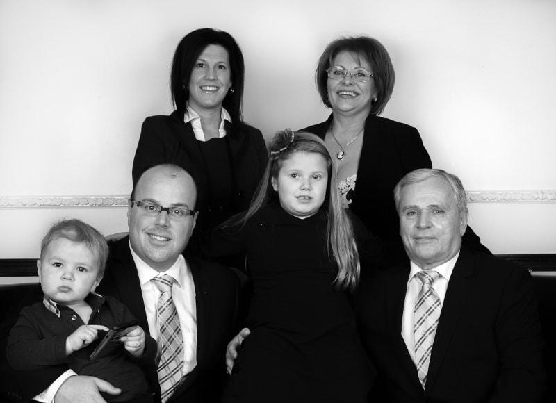 La famille Gleeton