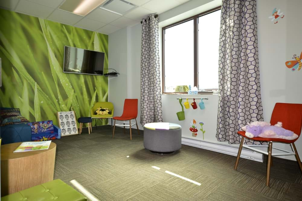 Children's room (Mont-Joli)