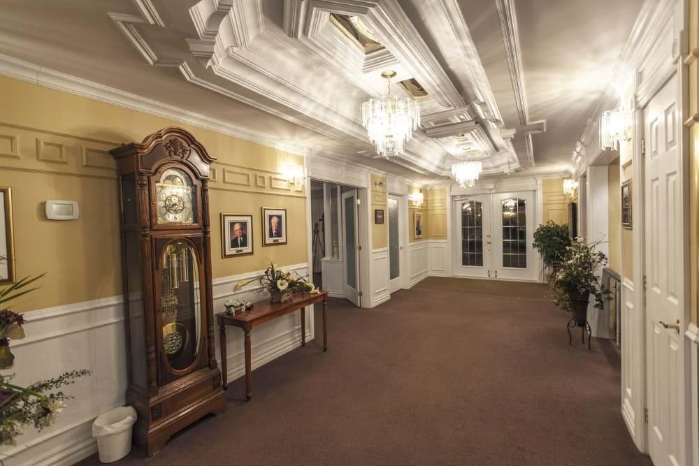 Hall d'entrée (Rimouski)