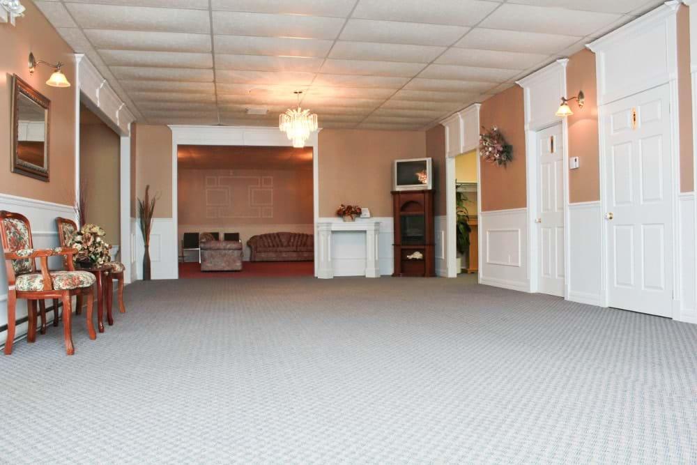 Foyer (L'Anse-Au-Griffon)