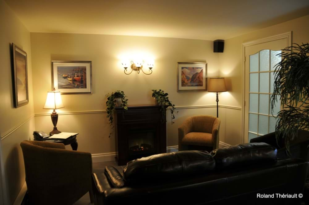 Sitting room (Rimouski)