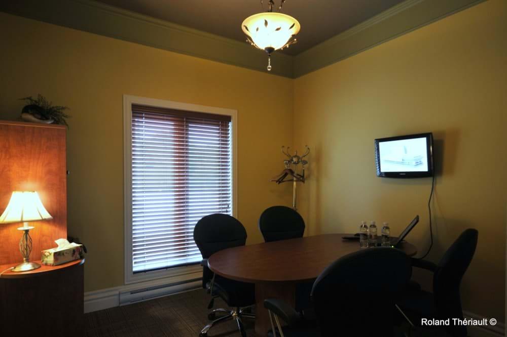 Meeting room (Rimouski)