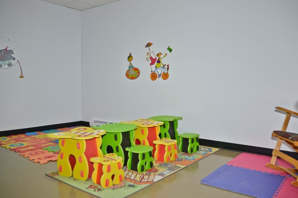 Children's room (Saint-Anaclet)
