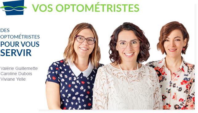 Vos optométrices