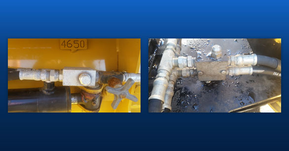 Hydraulic protection
