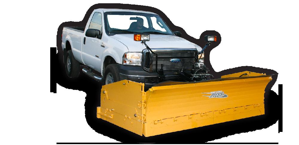 Pickupmaxx Snow Plow M 233 Tal Pless