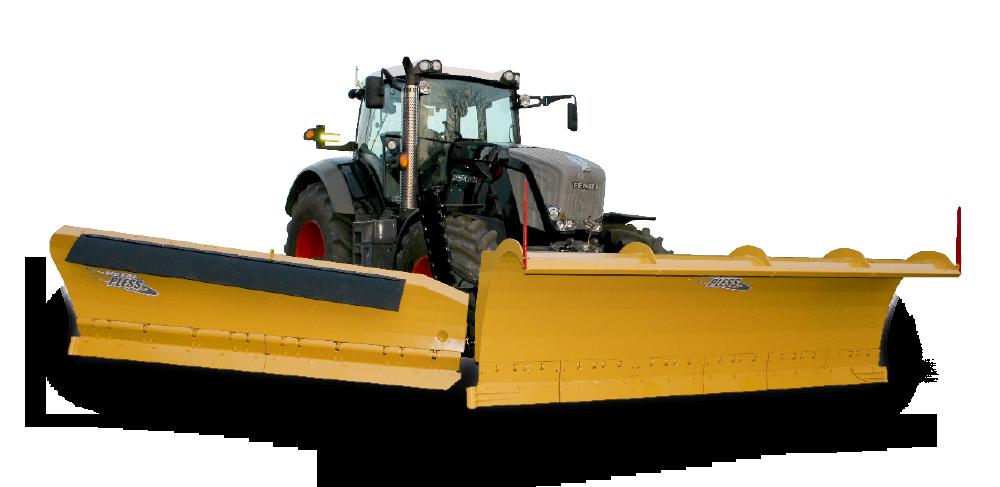 Tractor Snow Wing Blades : Wingmaxx snow plow métal pless
