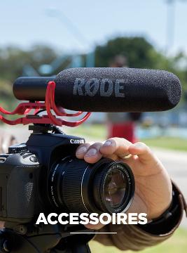 Accessoires audio et vidéo