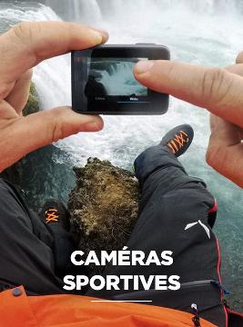 Caméras sportives